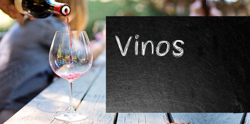 Enlace a la sección vinos de Sancay