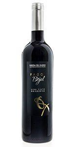 Botella de vino Pago Bojal Reserva