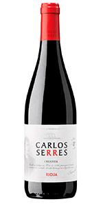Rioja Crianza Carlos Serres tinto