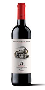 Botella vino Rioja Carlos Serrés CS