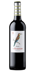 Vino Rioja El Guardián. Tempranillo